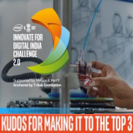 Intel & DST - Innovate for Digital India Challenge