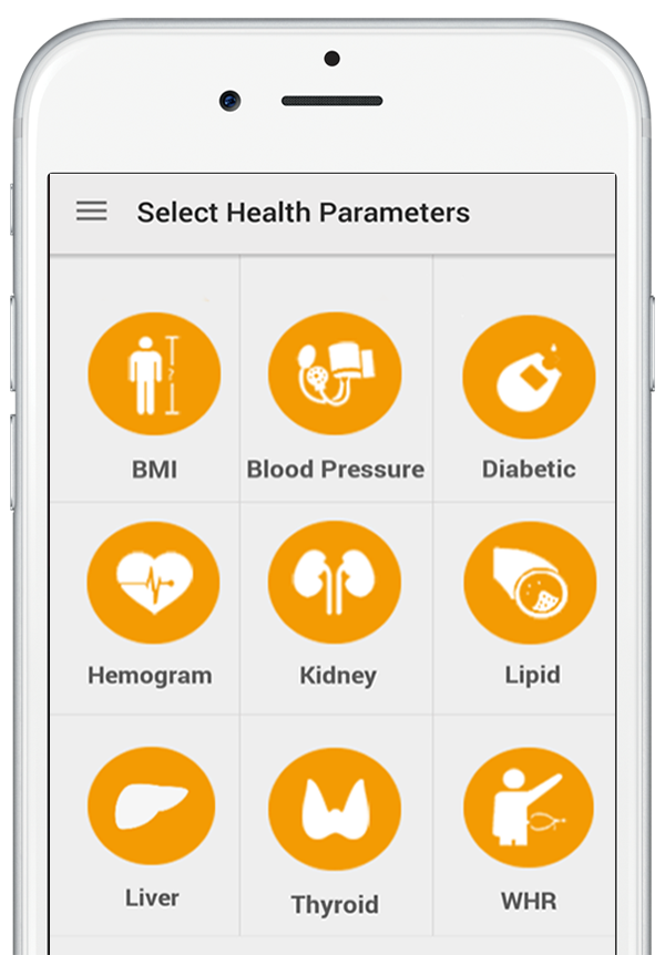 Track Your Heath Parameter